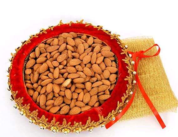 Super Healthy Almonds Gift Packed