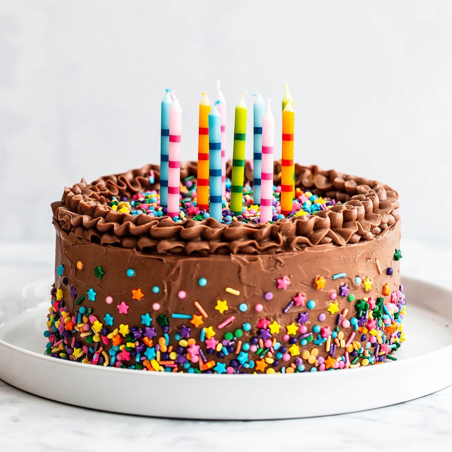 Best Birthday Chocolate Cake