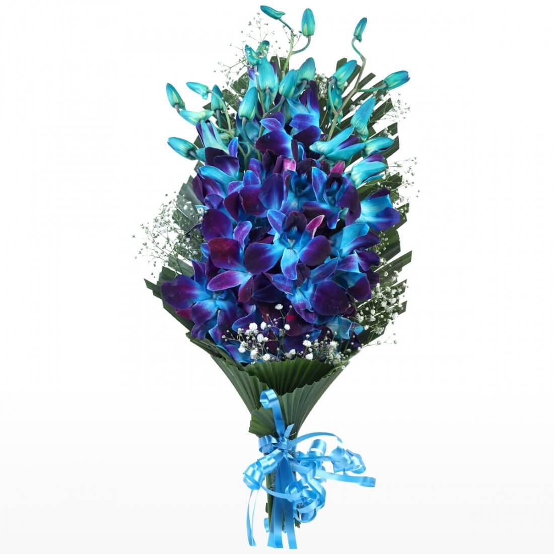 blue-orchid-bouquet