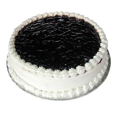 Succulent Blueberry Cake