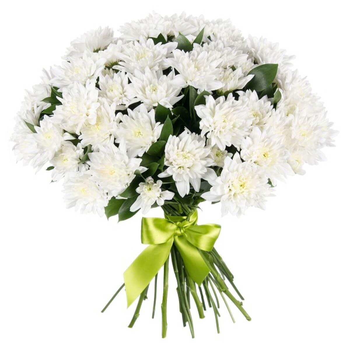 white-carnations