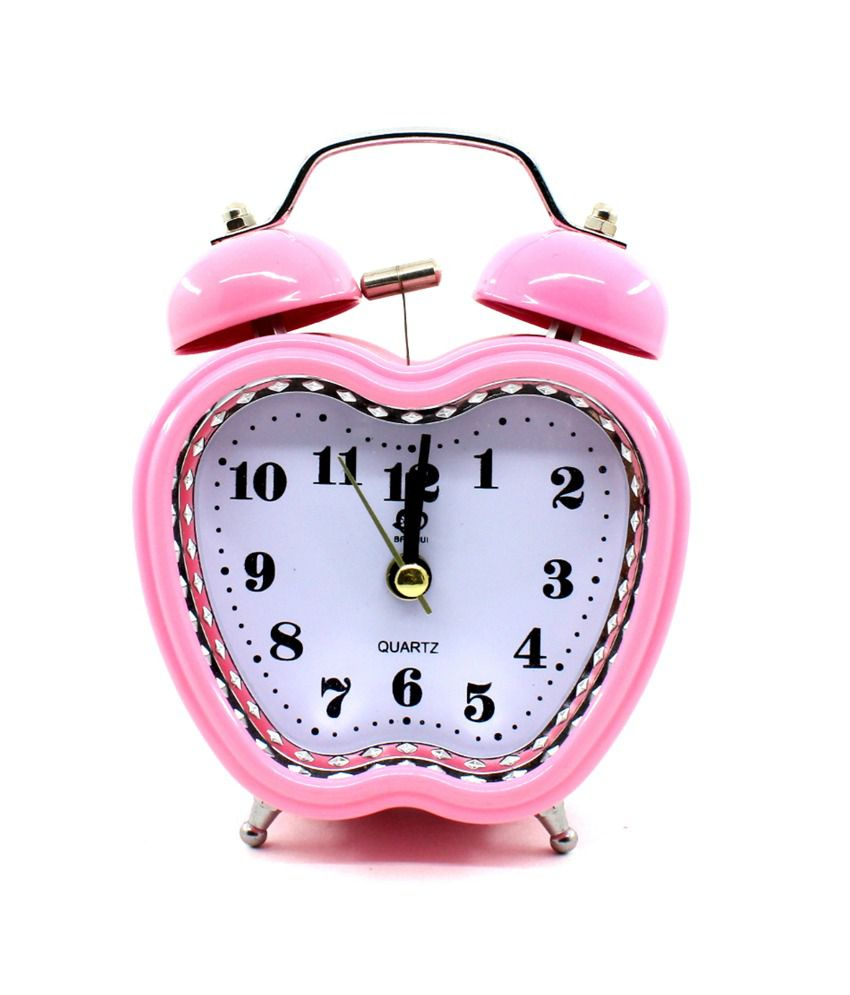 Table Clock Shine of punctuality