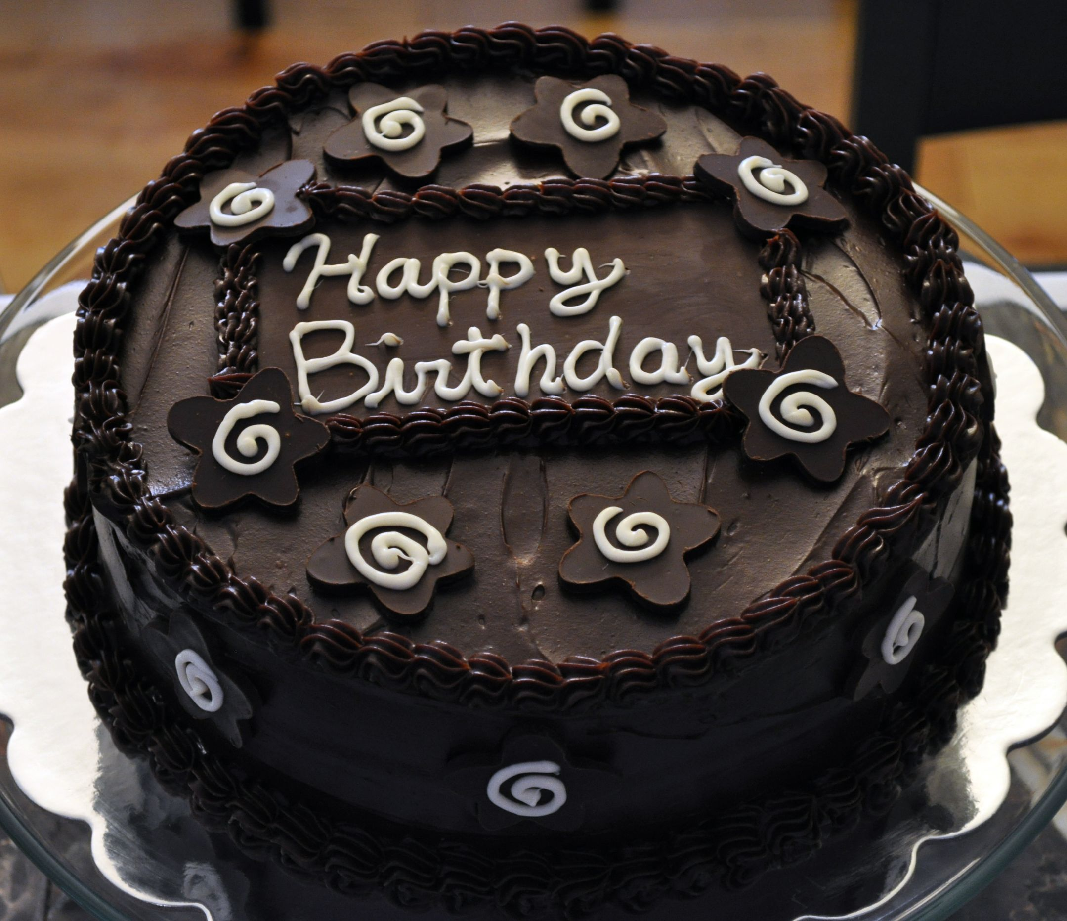 Chocolate Black Forest Cake