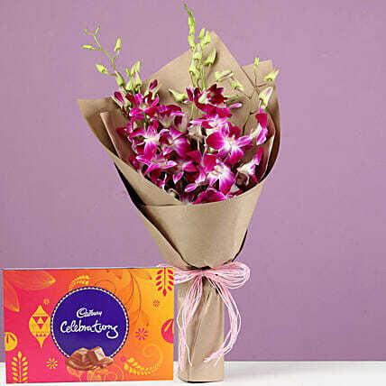 Chocolate-Flowers-Bouquet