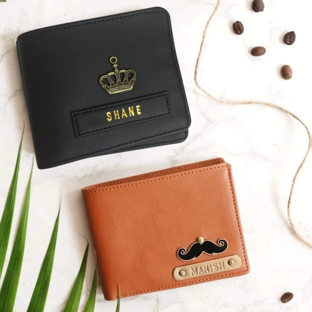 Customize Mens Wallet