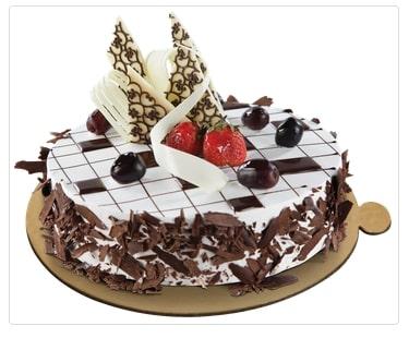 Designer black Forest Cake