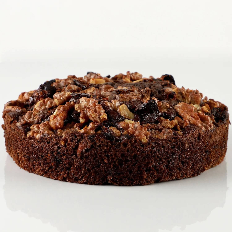 Dry Cake With Dates & Walnuts