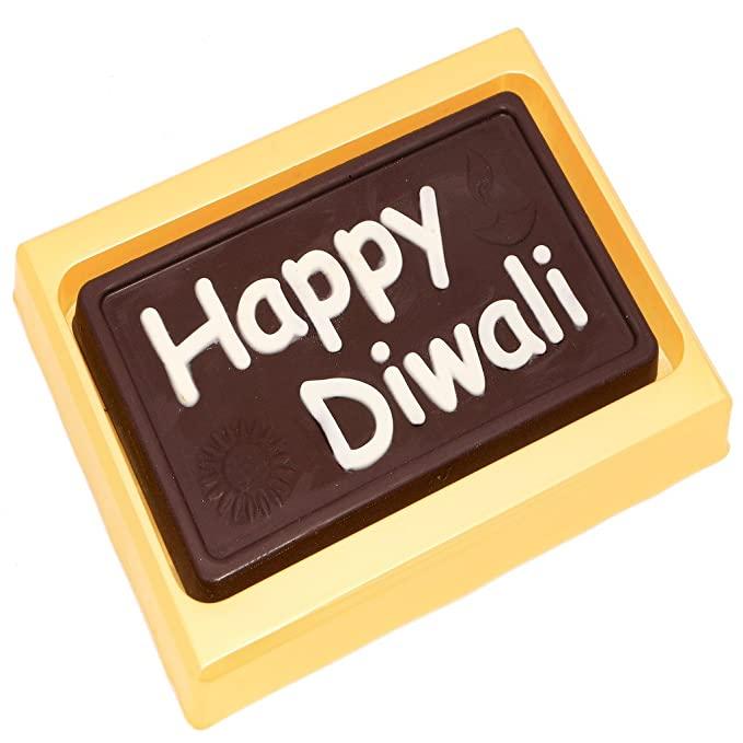 Happy Diwali Chocolate