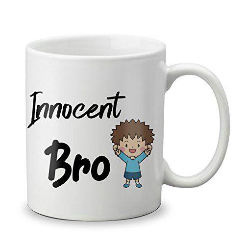 Innocent Bro Quoted Mug