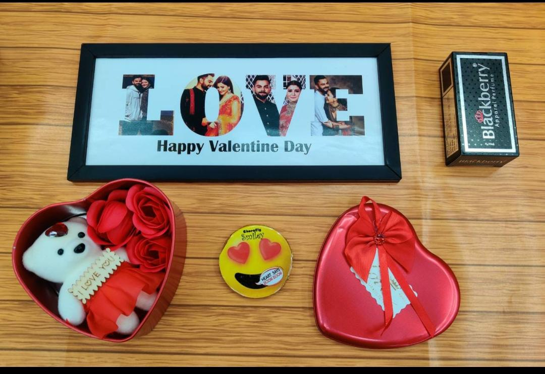 Love Valentine Hamper
