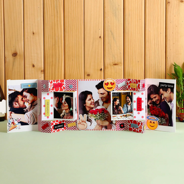 Love Photo Greeting Card