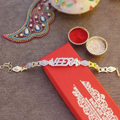 Veera Bracelet Rakhi