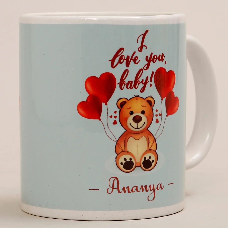 Teddy & Love Baby Mug