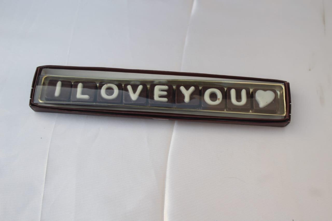 Valentine Special Love Chocolate