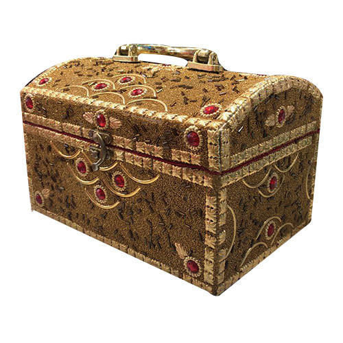 Handicraft Makeup Box