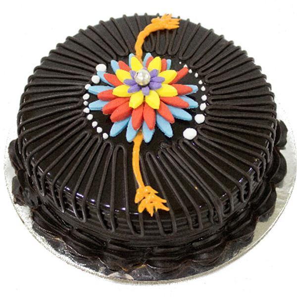Special Rakhi Cake
