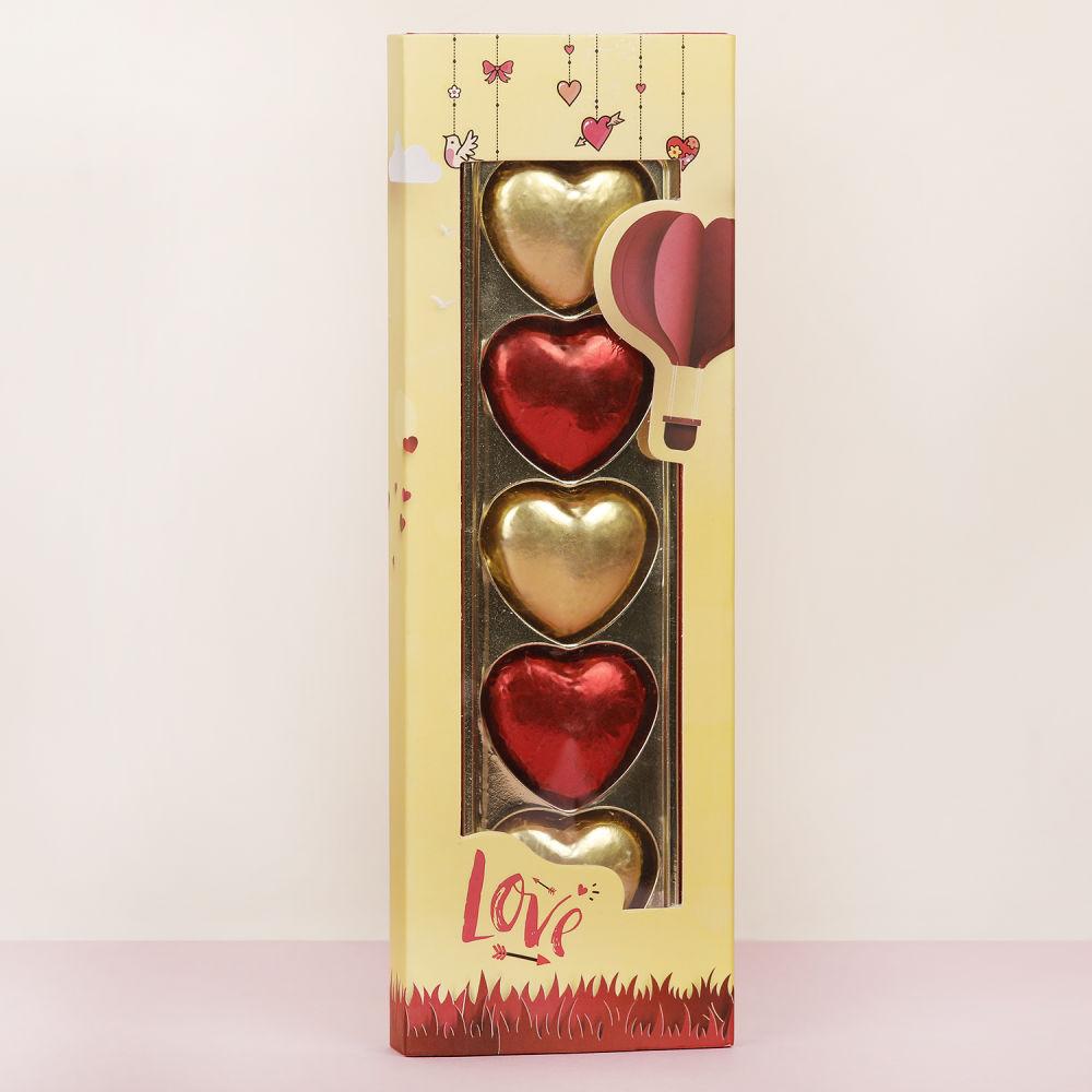 Choco-hearts