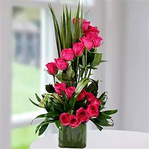 dark-pink-flowers