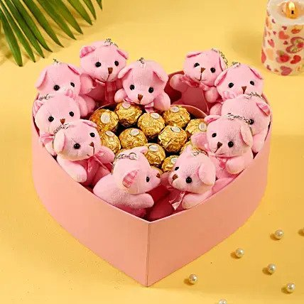 Pink-Teddy-Chocolate-Heart-Shaped-Box