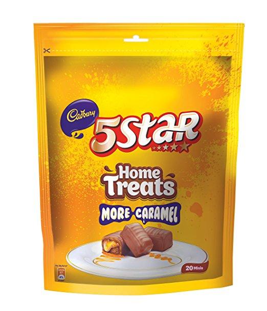 Cadbury 5-star Home Pack