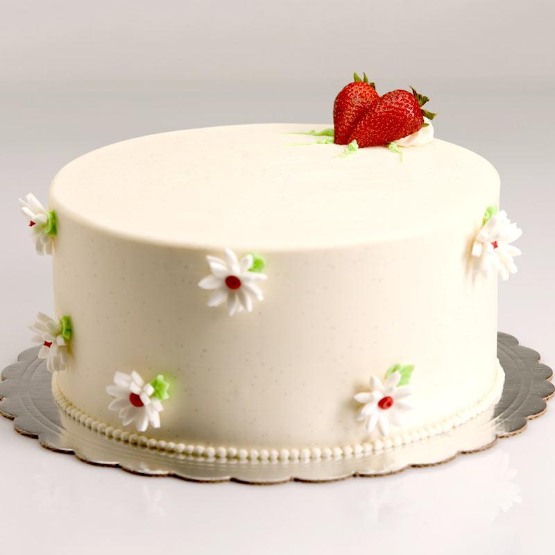 Premium Vanilla Cake