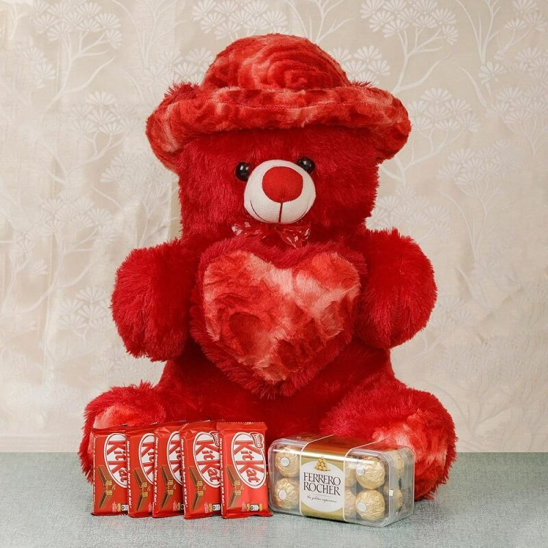 red-teddy-and-chocolate-combo