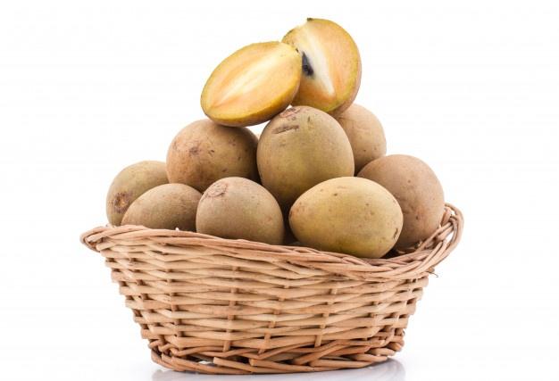 Chiku (Sapodilla) Fruit