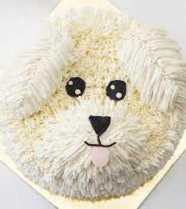 Adorable Pub Cream Cake