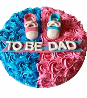 Baby Shower (To Be Dad ) Cake
