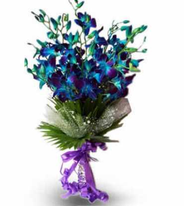 Blue-Orchids-Bouquet