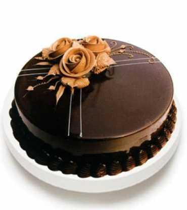 Chocolate Cake (Suger free)