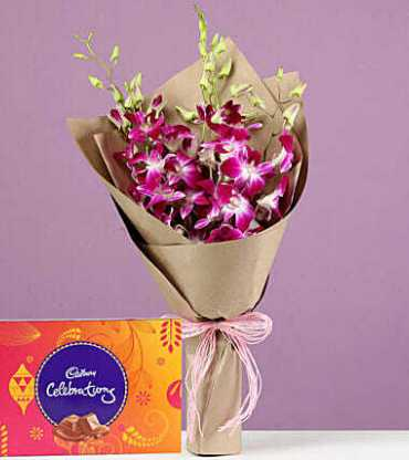 Chocolate-Flowers-Bouquet