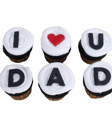 Cup Cakes for Father's Day
