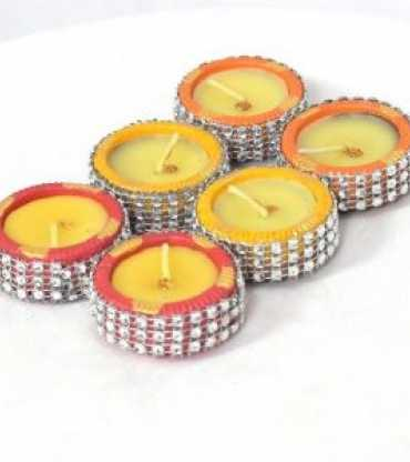 Candle Set Of 6