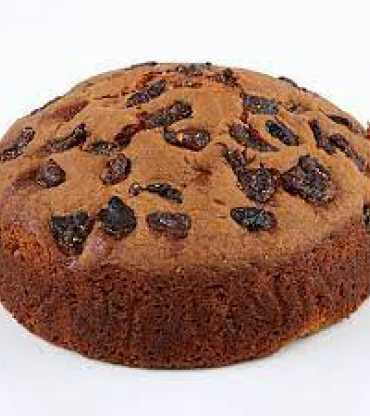 Fig And Honey Dry Cake