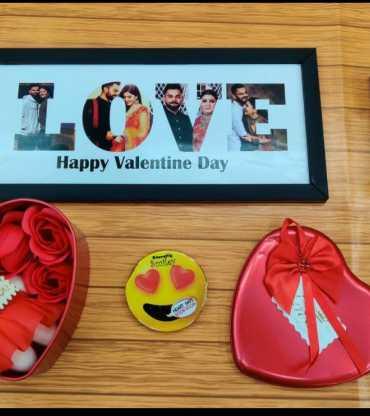 Love Valentine Hamper