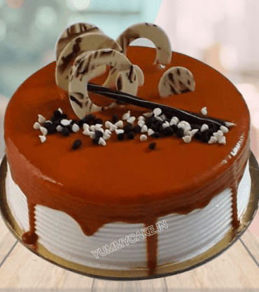 Lovely Butter Scotch Cake