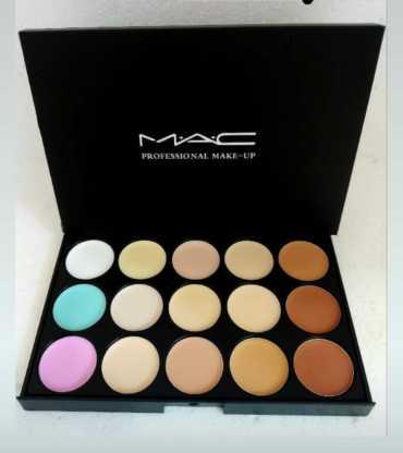 Mac Concealer + Contour Palette