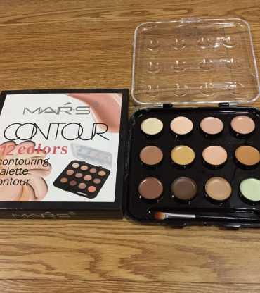 Mars Contour + Concealer Palette