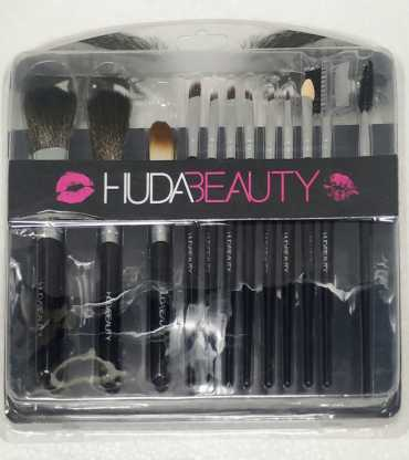 Huda Beauty Makeup Brush Set of 12