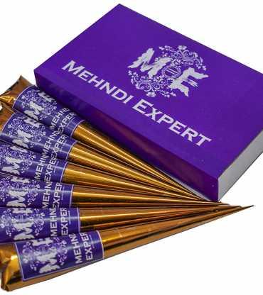 Box of Mehndi Cone
