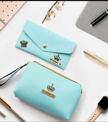 Personalized Cosmetic Wallet
