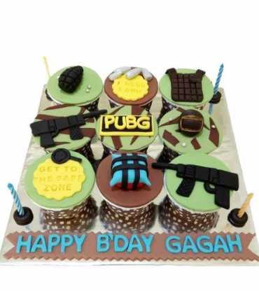 Pub G Cup Cake