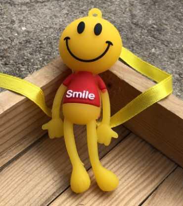 SMILING EMOJI RAKHI FOR CHILDREN