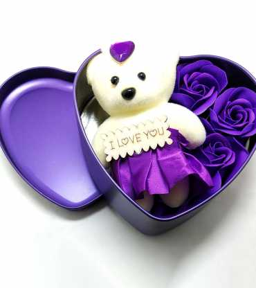 Scented-paper-soap-with-teddy