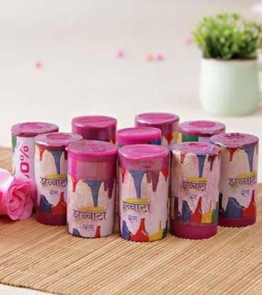 Set-of-Pink-Holi-Color-Bottles