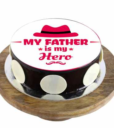Special Father's Day Cake