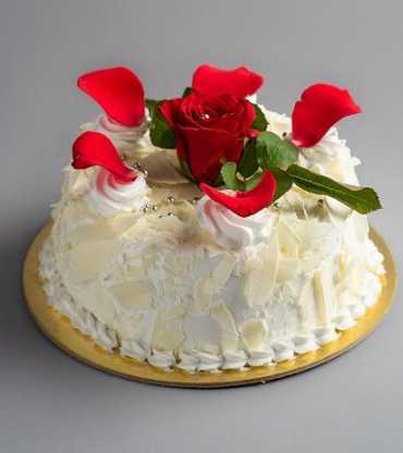 Special Rose Gulkand Cake