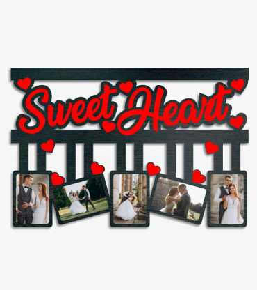 Sweet-heart-photo-frame