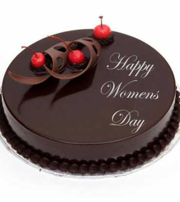 Women's Day Special Truffle Cake